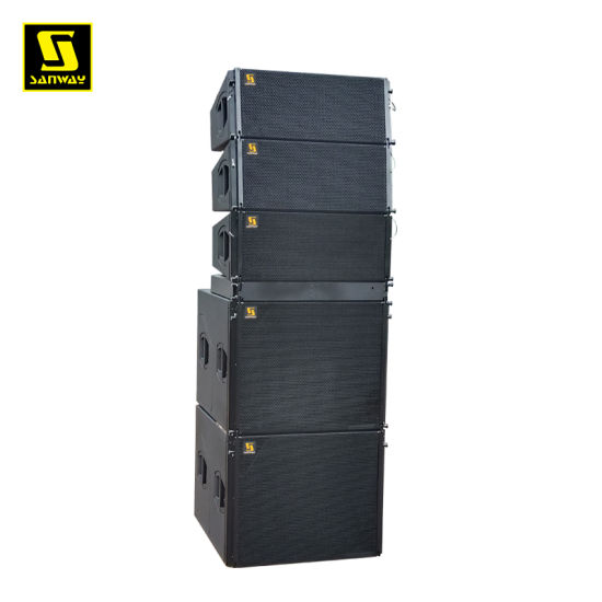 Y8 & Y-Sub Dual 8 Inch Two Way Professional Line Array Loudspeaker Single 18 Inch Front + Single 12 Inch Rear Subwoofer Line Array System pictures & photos