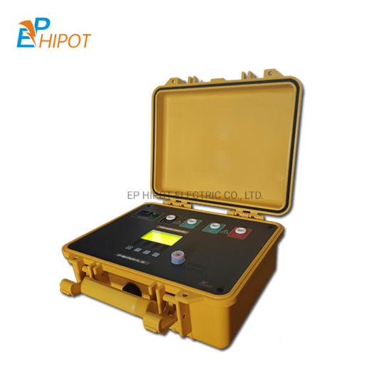 Portable 20kv Megohmmeter with USB