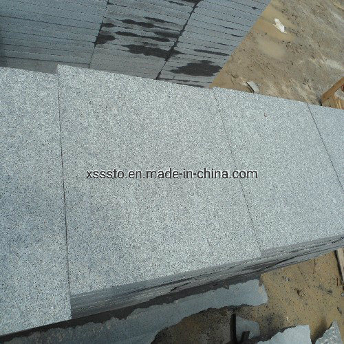 Flamed Granite G654 Paving Stone pictures & photos