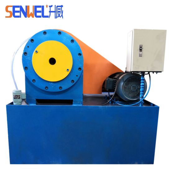 Stainless Steel Iron Copper Aluminum Metal Cone Pipe Shrinking Machine