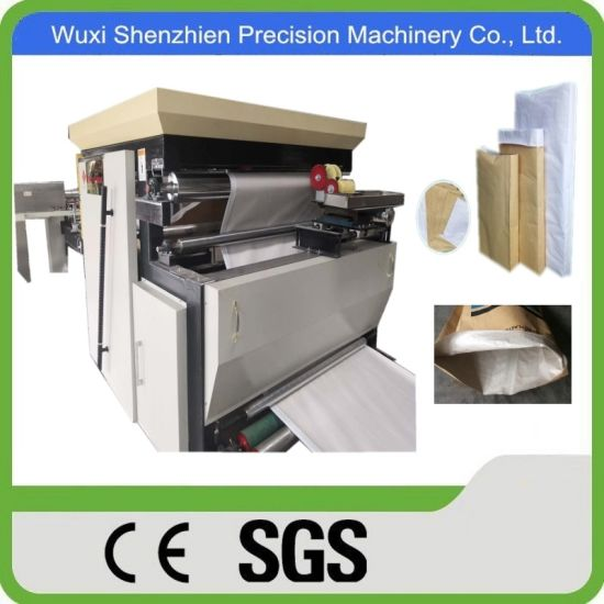 Compound Paper Bag Machine for Cement, Grain, Chemical Material etc