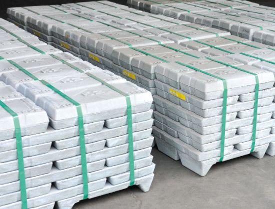 Aluminium/Aluminum Alloy/Metal/Zinc/Tin Ingot Alloy Ingot