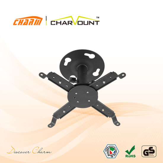 Retractable Projector Mount, Motorized Projector Ceiling Mount (CT PRB 3)