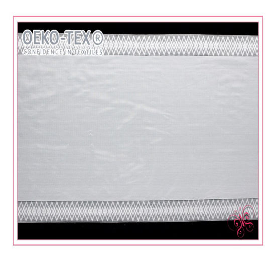 High Quality Eco-Friendly Stretch Embroidered Bridal White Lace Fabric Online