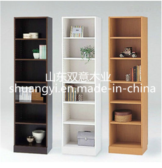 Modern Design Panel Furniture Bookshelf Cabinet for Storage pictures & photos