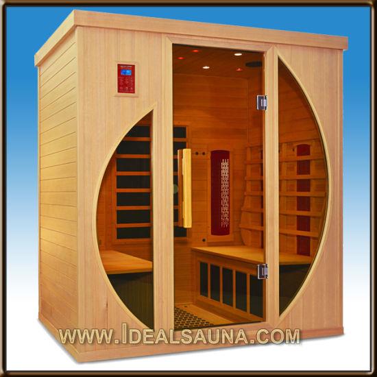 Sauna Room, Infrared Sauna, Sauna Cabin (IDS-LY4)