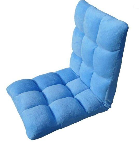 Soft Fashion Inflatable Flocked Cushions