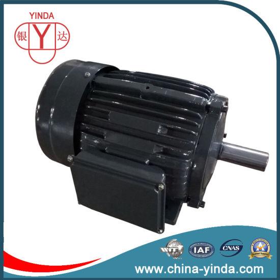 1.5HP-7.5 HP Tefc (IP55) Single Phase Electric Motor