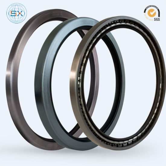 Hydraulic Shaft Rubber Lip Oi Seal for Rolling Mill Bearing