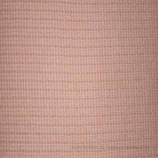 Waffle Elastic/Bamboo Fiber Jacquard/Knitting Fabric/Bamboo Fiber/Bamboo Cotton