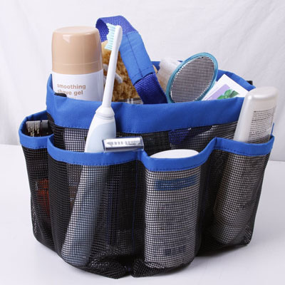 Shower Caddy, Travel Bath Storage Bag, Storage Organizer pictures & photos