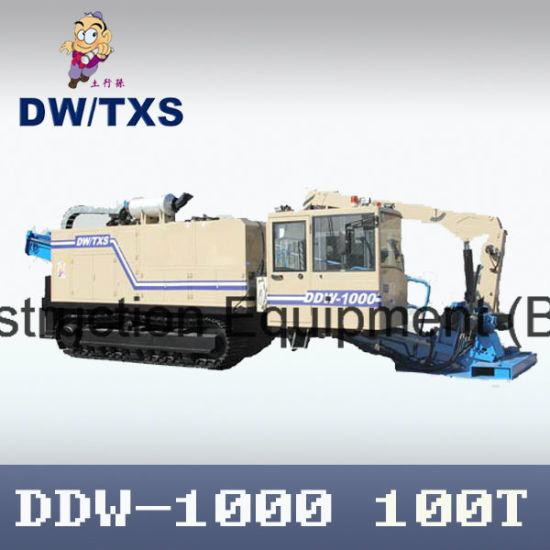 Horizontal Directional Drilling Rig (DDW-1000) , for Long Distance Crossing Project