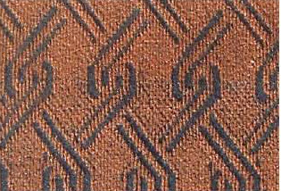 Polyester Two Colors Jacquard Carpet pictures & photos