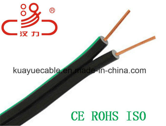 Xdsl Drop Wire Telephone Cable/Computer Cable/ Data Cable/ Communication Cable/ Connector/ Audio Cable pictures & photos