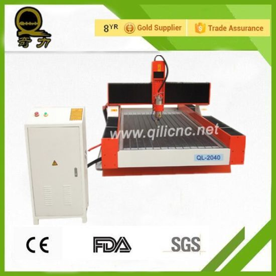 CNC Stone Engraving Router Machine with CE pictures & photos