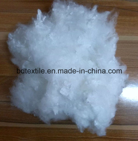Hollow or Solid Recycled Polyester Fiber for 1.2D to 15D pictures & photos