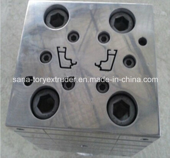 High Quality Plastic PVC Coner Line Extrusion Mould