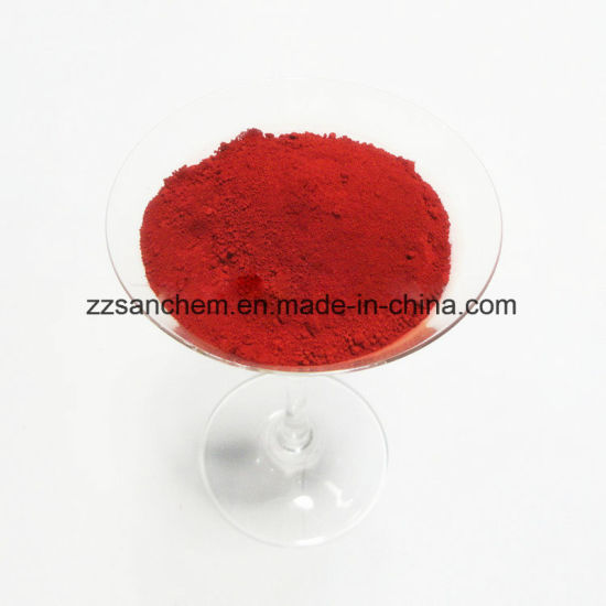 China 190 Iron Oxide Red for Color Cosmetics Food Coloring ...