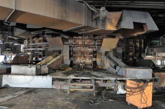 Customized Submerged Ladle Refining Electric Arc Furnace