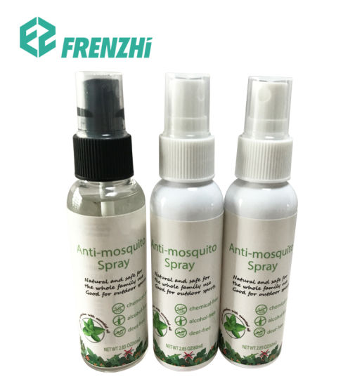 Free Sample Anti-Mosquito Spray Insecticide Deet Free Mosquito Repellent Spray