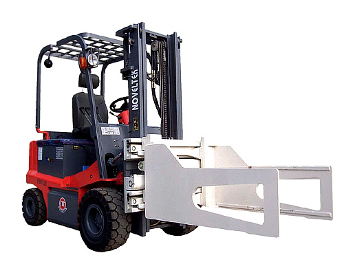 Abf-15/20/25+Bale Clamp Electric Reach Forklift Trucks