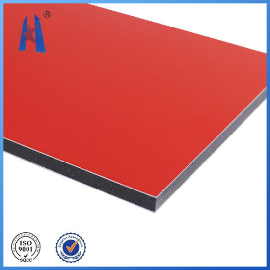 New Style PVDF Aluminum Composite Panel pictures & photos