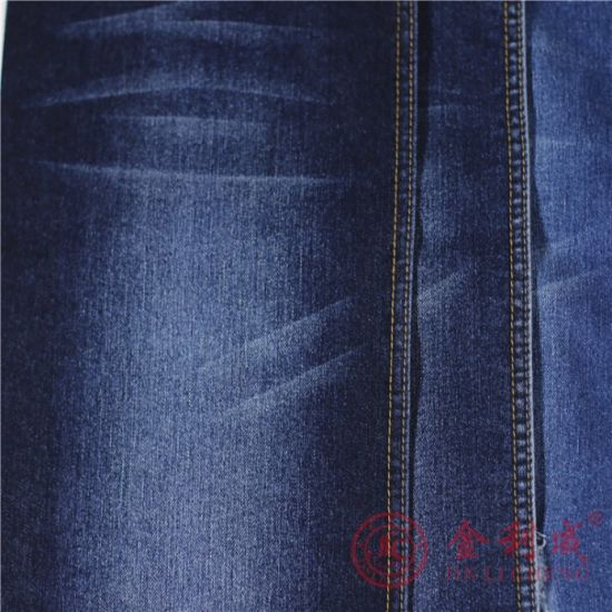 Ns3308A Twill Cotton Spandex Denim Fabric for Jeans pictures & photos