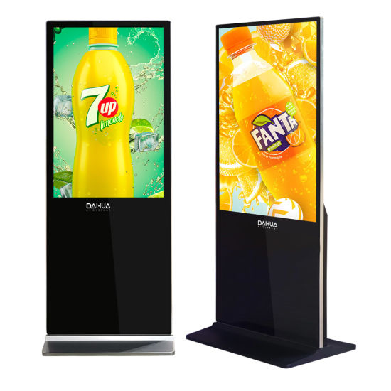 Factory Supply Indoor 65 Inch Touch Screen Floor Stand Digital Signage /LCD Display /Advertising Screen