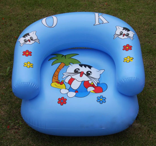Hot Sale High Quality PVC Kids Air Beds pictures & photos