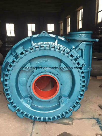 Heavy Duty High Chrome Sand Dredger Mining Tailing Slurry Pumping Machine for Chrome Mining pictures & photos