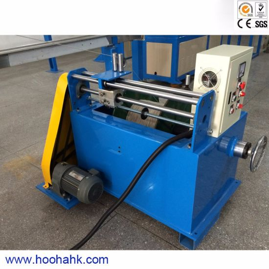 High Quality Germany-Siemens Motor Plastic PVC Cable Extruder Machine pictures & photos