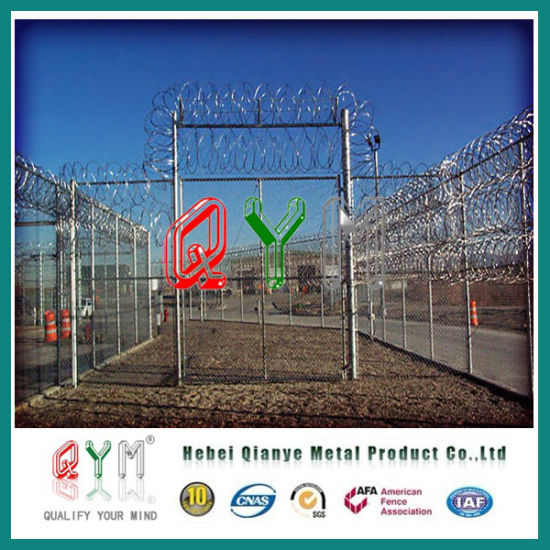 Flat Defence Razor Wire/ Stainless Steel Razor Barbed Wire