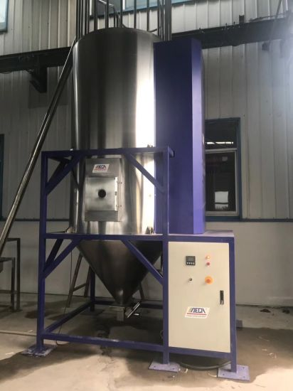 Euro Type Hot Air Dryer for Plastic, PE, Pet, ABS