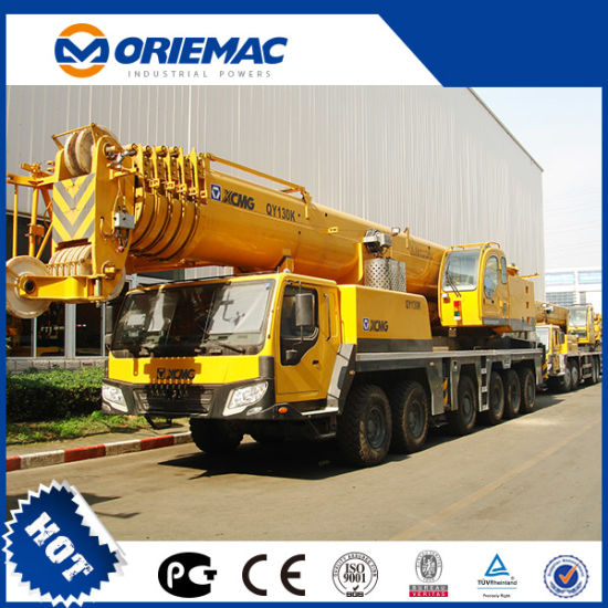 130 Ton XCMG Mobile Crane Qy130K-I pictures & photos