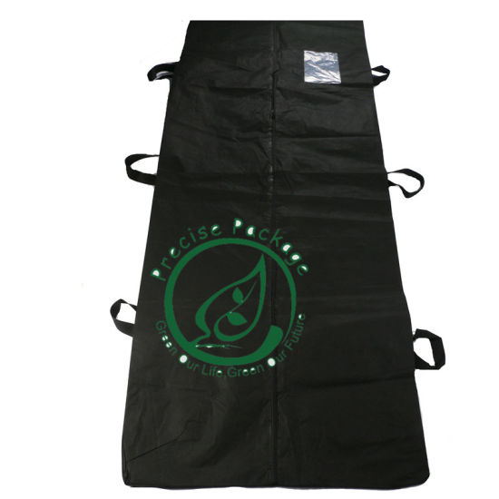 Leakproof Mortuary Wrapped Corpse Body Bag Us Standard