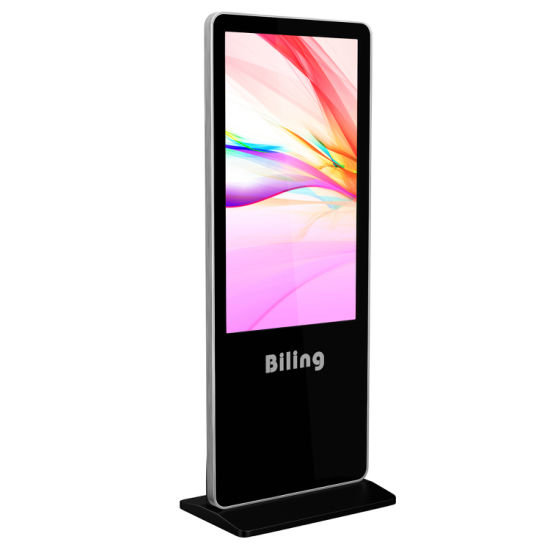 """43 Kiosk Digital Signage Touch Screen Computer Advertising LED Display Price 43"""" Mall Kiosk LCD Advertising Video Display 43 Inch Advertising Material"""