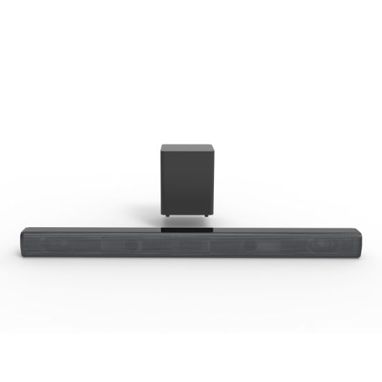 Sound Bar with Subwoofer 2.1CH to Match with LED TV with Blue Tooth, HDMI (ARC) , Aux, USB