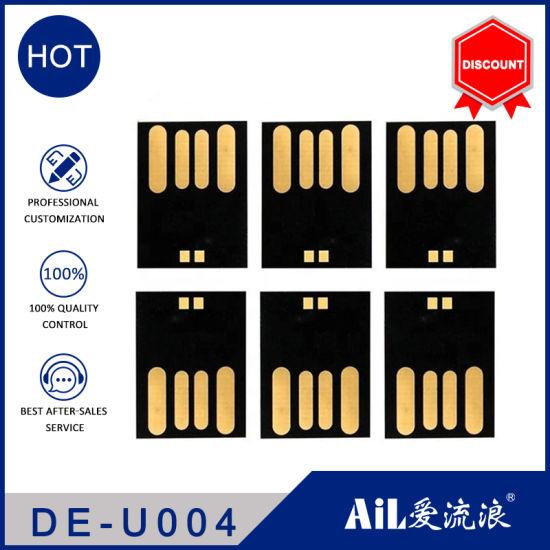 Semi-Finished USB Flash Drive 2GB 4GB 8GB Black Colloidal Chip Short Board UDP Chip