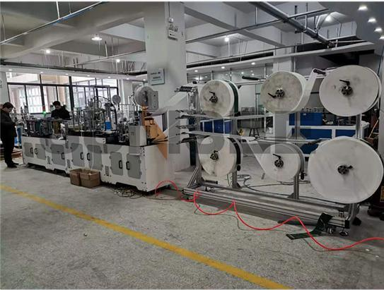 N95 Face Mask Making Machine From Sunsee Machinery