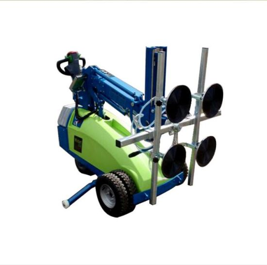 800kg Glass Vacuum Handling Lifter Electric Suction Pads