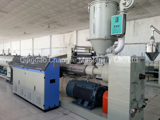 Price of Plastic HDPE Pipe Extrusion Machine/Plastic Pipe Machine/Pipe Making Machine