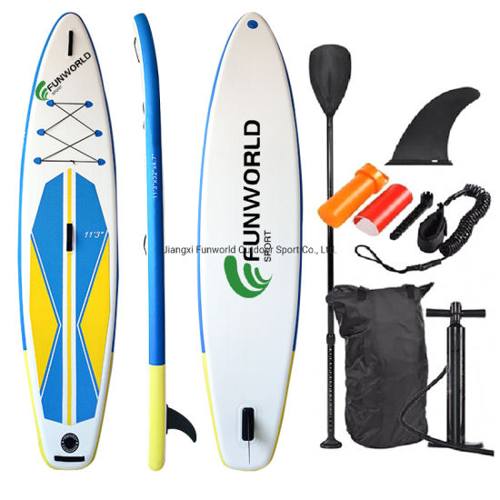 Inflatable Sup Board Stand up Paddle board for Water Fun