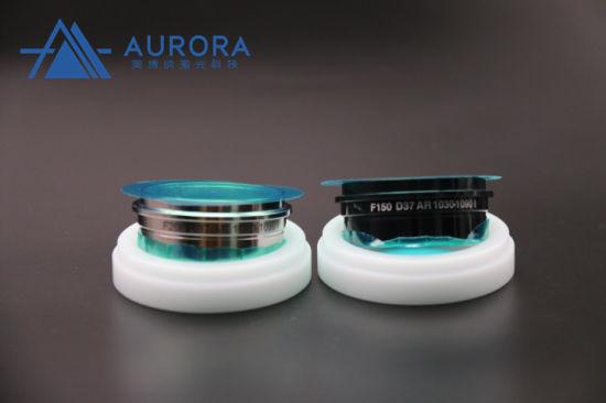 Aurora China OEM Precitec Procutter D37mm FL150/200mm Focus Lens for Fiber Laser Machine