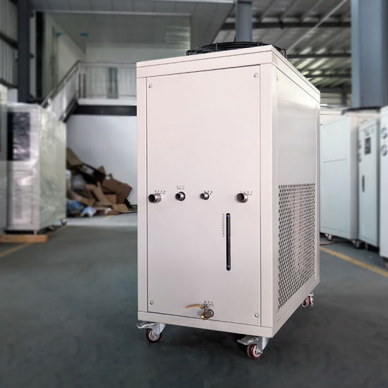 2rt Heat-Cold Chiller for Fiber Industry Dyeing Temp 40 Degree to 60 Degree