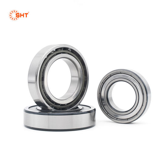 6000 6200 6300 Made in China High Speed High Precision Automotive Motorcycle Agricultural Machinery Electric Motor Truck Rubber Shielded All Balls Bearings