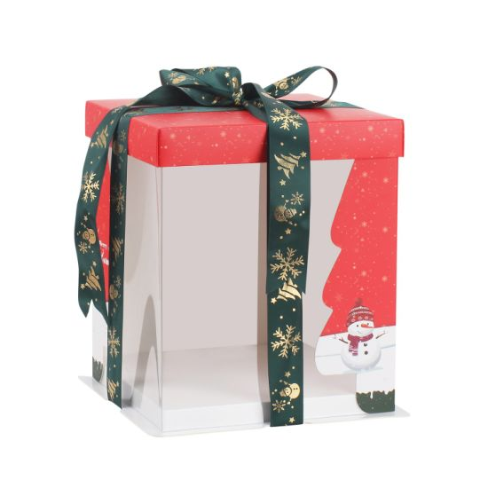 Different Types Paper Packing Bag/Box for Christmas pictures & photos