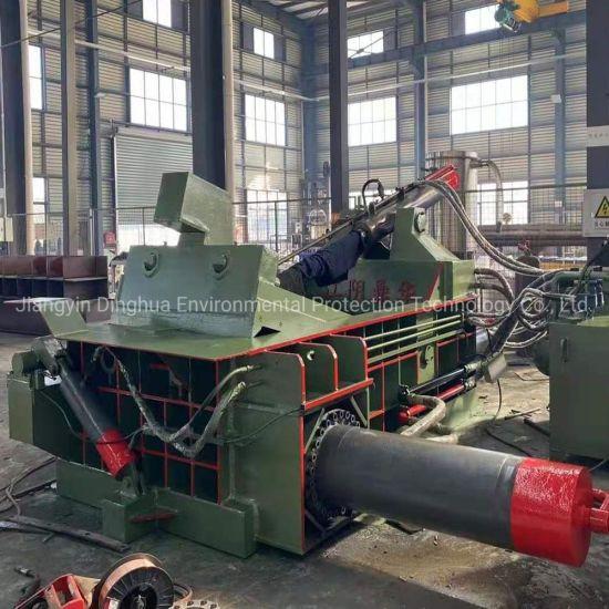 Metal Baler Scrap Aluminum Steel Copper Hydraulic Balers Machine Scrap Metal Press Machine