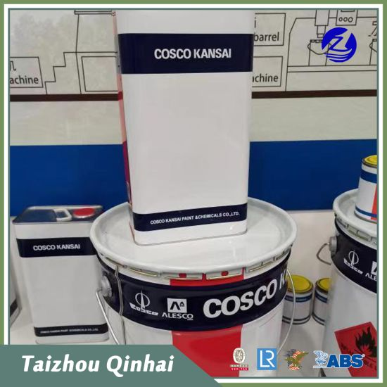 Marine and Offshore Coating; a Two Pack Pure High Build Epoxy Coating; Can Be Used in Steel Structure at New Building and Maintenance, for Non-Immersed Areas.