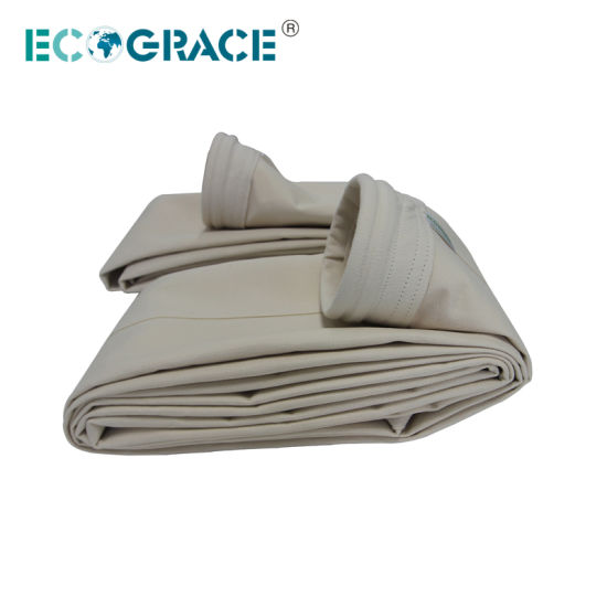 Aramid Filter Bag for Dust Collector in Metal Smelting Plant