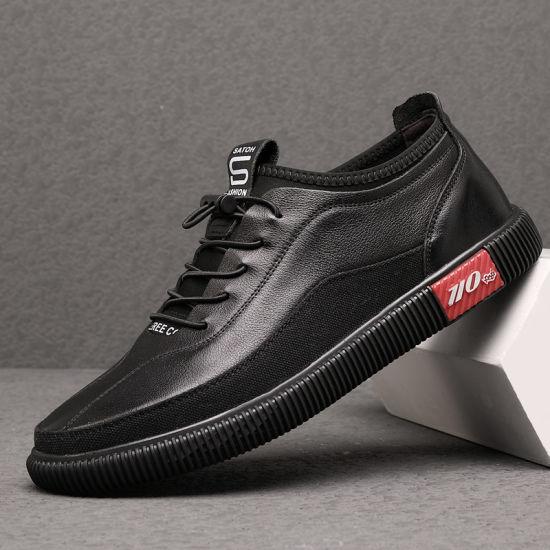 China Fashion Sneakers Men Classic Flat